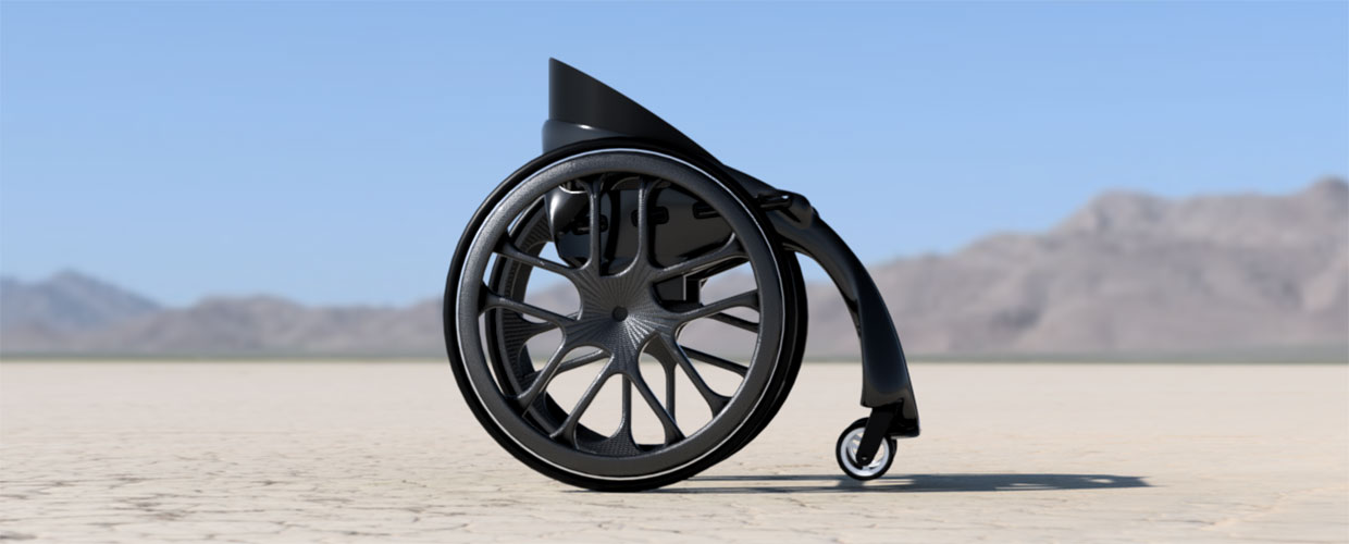 uk business spotlight phoenix I wheelchair